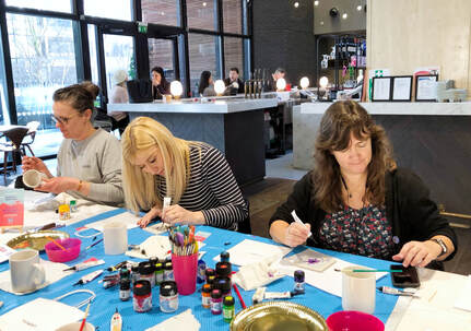 Corporate Craft Workshops
